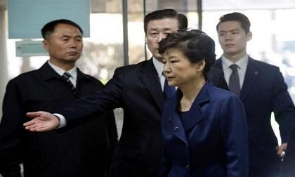Bà Park Geun-hye chính thức bị truy tố, đối mặt với Tòa án hình sự