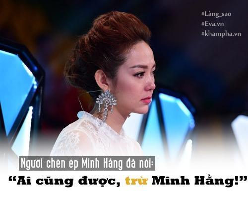 soc: minh hang dau long khang dinh ho ngoc ha chinh la nguoi chen ep minh roi the face - 2