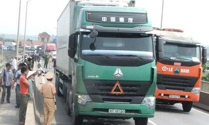 Khởi tố tài xế xe tải tông chết thai phụ cùng con gái 2 tuổi