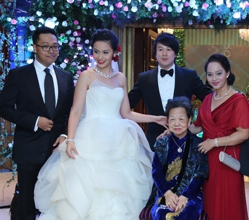 Gia tộc họ Trương, nhà vợ của nhạc sĩ Thanh Bùi là gia tộc giàu có bí ẩn nhất Việt Nam