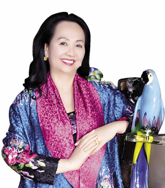 Bà Trương Mỹ Lan, Chủ tịch Tập đoàn Vạn Thịnh Phát