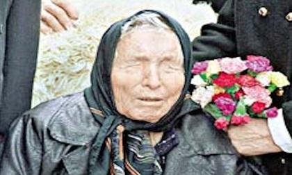 Lời tiên tri của bà lão mù Vanga về chiến tranh hạt nhân thảm khốc