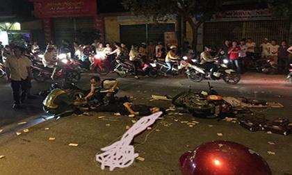 Hải Phòng: Hai xe máy va chạm kinh hoàng, ít nhất 2 người tử vong