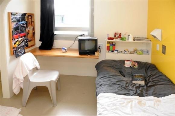 Tương tự Halden, trại giam Otago ở New Zealand trông giống phòng ngủ của một thiếu niên.