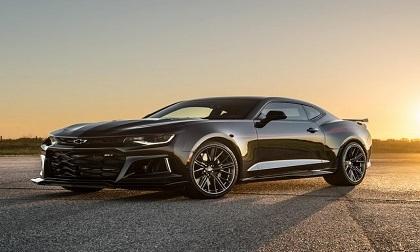 The Exorcist: Siêu xe cơ bắp dựa trên Camaro ZL1