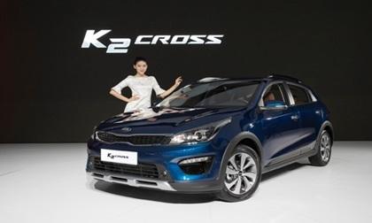 """Giá xe ô tô Kia K2 Cross: """"Rio gầm cao"""" có giá từ 298 triệu đồng"""