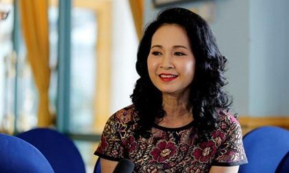 NSND Lan Hương của 'Sống chung với mẹ chồng': 'Khi quay cảnh đám cưới vui vẻ cũng là lúc bố tôi qua đời'