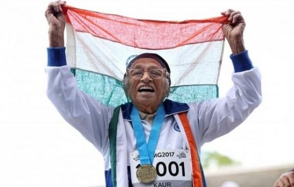 Cụ bà 101 tuổi đạt huy chương vàng chạy 100m - 2