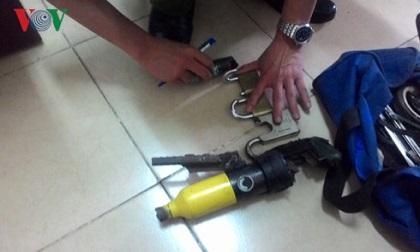 Lý lịch bất hảo của hai tên trộm cắp ở Hà Nội