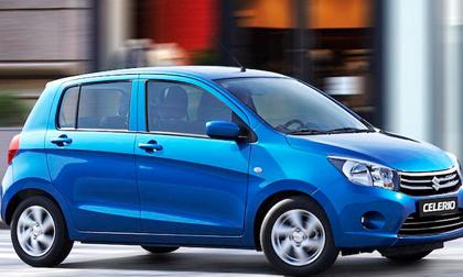 Suzuki Celerio: Xe nhỏ giá rẻ chỉ 227 triệu đồng