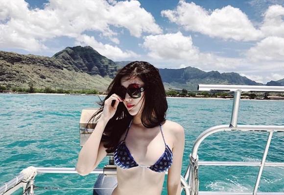 Ảnh mặc bikini hiếm hoi của Đặng Thu Thảo, Huyền My - Ảnh 6.
