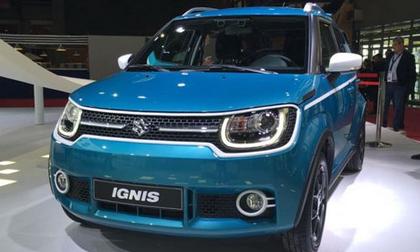 Xe giá rẻ Suzuki Ignis 238 triệu đồng có gì đặc sắc?