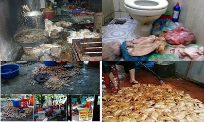 Lào Cai bắt giữ hơn 200 kg thực phẩm bẩn qua biên giới