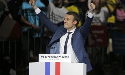 Chân dung tân Tổng thống trẻ nhất lịch sử nước Pháp