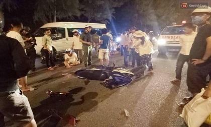 Đà Nẵng: Hai xe máy va chạm kinh hoàng trong đêm, 3 người bị thương nặng