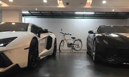 Doanh nhân Cường Đôla khoe 'siêu xe' mới giá 24 triệu đồng