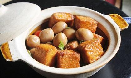 Bày cách làm đậu phụ kho trứng ngon, lạ miệng đưa cơm ngày hè ai ăn 1 lần cũng muốn ăn mãi