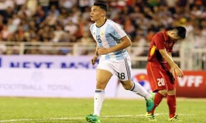 HLV U20 Argentina nói thẳng sức mạnh U20 Việt Nam