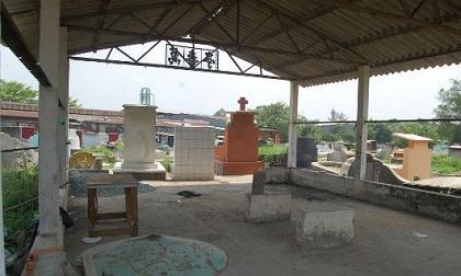 Bi kịch sau vụ án thi thể người đàn ông trong nghĩa địa