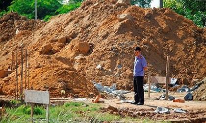 Nhân viên bảo vệ chết bất thường dưới hố công trình