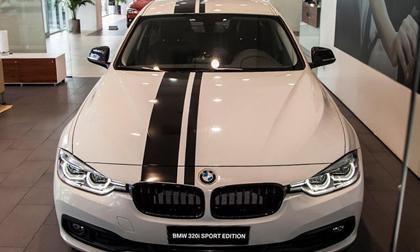 BMW 320i 'thể thao' giá 1,667 tỷ đồng ở Việt Nam