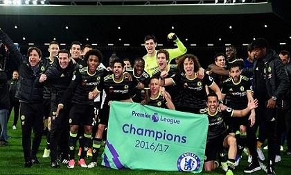 Chelsea 'bỏ túi' tiền thưởng kỷ lục với chức vô địch Ngoại hạng Anh