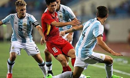 Chuyên gia chỉ ra nguyên nhân khiến U22 Việt Nam thua đậm U20 Argentina