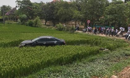 Vụ xe Camry đâm chết 3 học sinh: Tài xế đầu thú