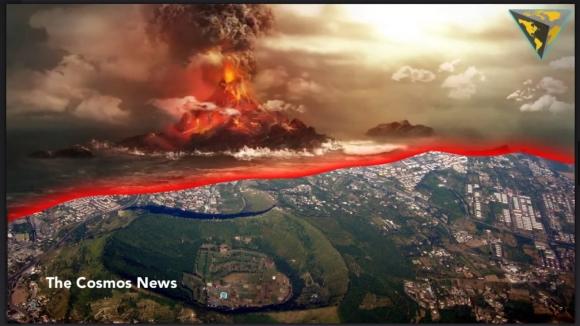 Siêu núi lửa châu Âu sắp thức giấc, đe dọa 36 vạn người - 1