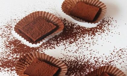 Tự làm nama chocolate tươi ngon không khó chút nào