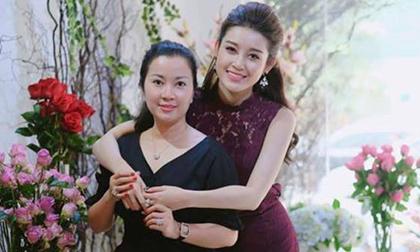 Mẹ Huyền My động viên con trước scandal 'thả thính' người yêu của bạn thân