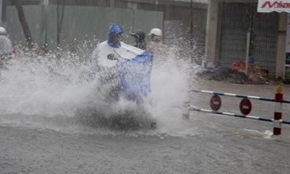 Tin thời tiết 17/5: Nam Bộ mưa to, đề phòng lốc xoáy