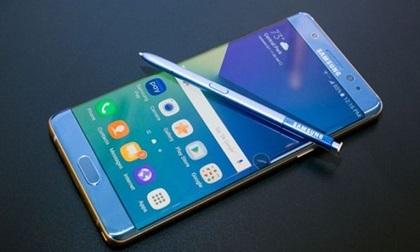 Galaxy Note 7 bản tân trang có tên gọi mới khi lên kệ