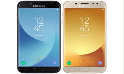Galaxy J5 và J7 2017 sẽ có camera chính 13MP và máy quét dấu vân tay