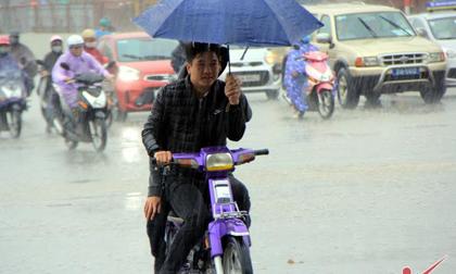 Tin thời tiết 18/5: Miền Bắc mưa to diện rộng