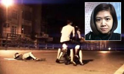 Cô gái tạt axit vào mặt người tình vì không xin được tiền