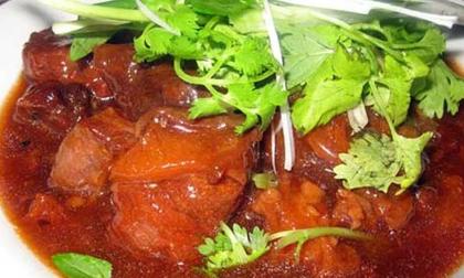 Cách làm thịt bò sốt vang thơm ngon cho ngày trời mát