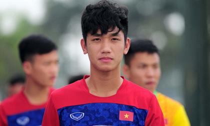 'Hot boy' Trọng Đại có thể nhận lại băng đội trưởng U20 Việt Nam