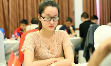 Kỳ thủ Võ Thị Kim Phụng vô địch giải cờ vua châu Á