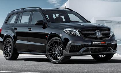 Bản độ 850 mã lực của Mercedes-AMG GLS63 12 tỷ đồng