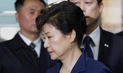 Hôm nay cựu Tổng thống Hàn Quốc Park Geun-hye hầu tòa