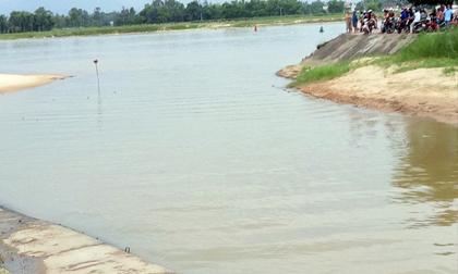Tắm sông cùng bạn ở Hội An, nam sinh lớp 8 chết đuối thương tâm