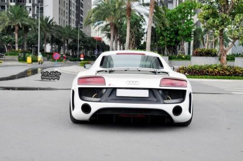 Dân chơi Việt đại hạ giá siêu xe Audi R8 chỉ 3,3 tỷ đồng - 4