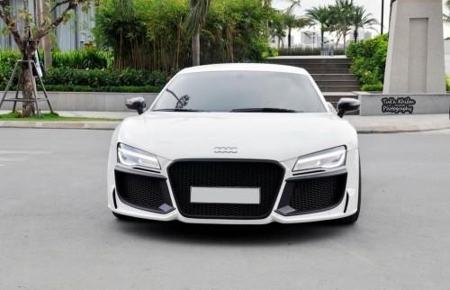Dân chơi Việt đại hạ giá siêu xe Audi R8 chỉ 3,3 tỷ đồng - 2