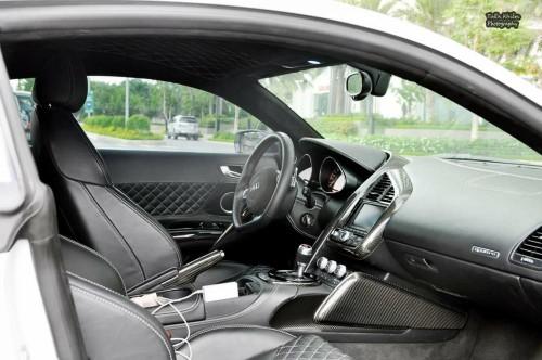 Dân chơi Việt đại hạ giá siêu xe Audi R8 chỉ 3,3 tỷ đồng - 7