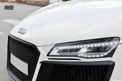 Dân chơi Việt đại hạ giá siêu xe Audi R8 chỉ 3,3 tỷ đồng - 5