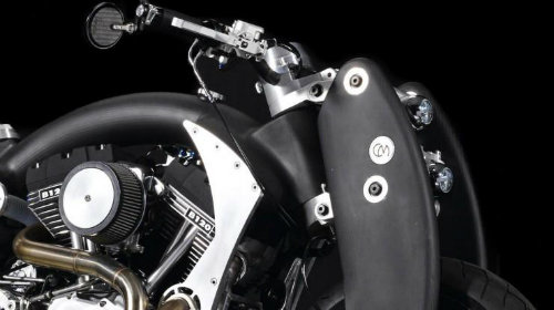 Ngắm siêu môtô Confederate Wraith giá 1,6 tỷ VNĐ - 5