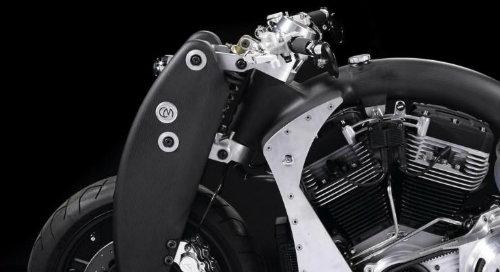 Ngắm siêu môtô Confederate Wraith giá 1,6 tỷ VNĐ - 4