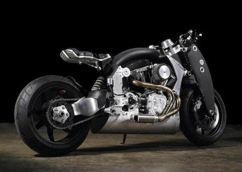 Ngắm siêu môtô Confederate Wraith giá 1,6 tỷ VNĐ - 7