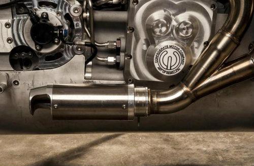 Ngắm siêu môtô Confederate Wraith giá 1,6 tỷ VNĐ - 6
